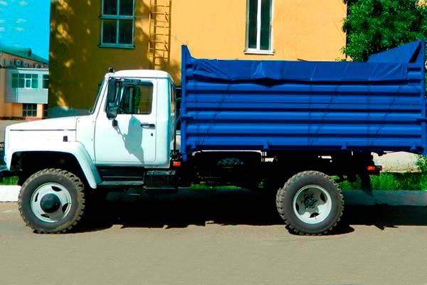 Вывоз строительного мусора Иркутск