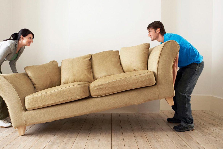 Что делать со старым диваном?