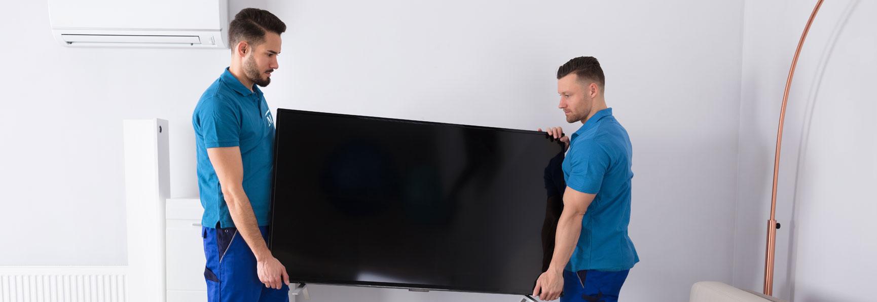 Перевозка телевизора