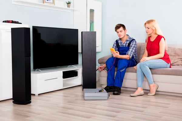 Перевозка телевизора в Иркутске