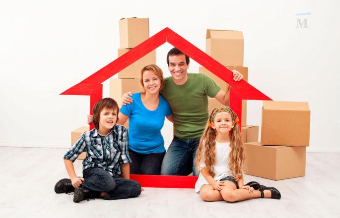 Как правильно организовать переезд с детьми?