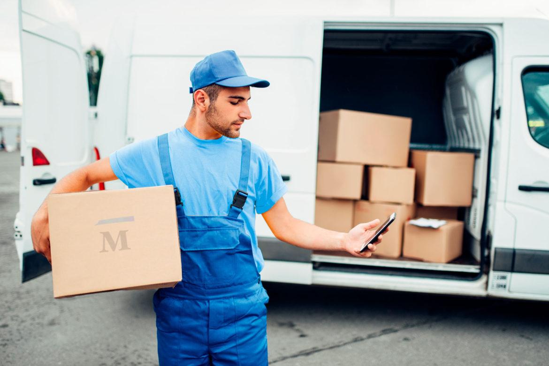 Как отправить груз транспортной компанией